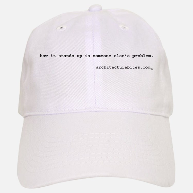 how it stands up is someone e Baseball Baseball Cap