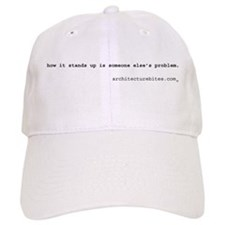 how it stands up is someone e Baseball Cap