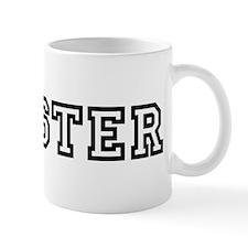 Wooster Mug