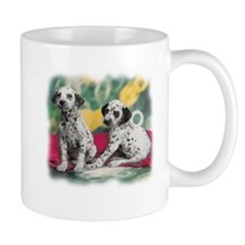 Dalmation puppies Mug