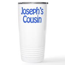 Joseph's Cousin Travel Mug