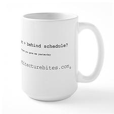 underdeveloped, overbudget, a Ceramic Mugs
