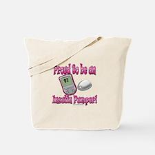 Proud to be Pumper V3 (girl) Tote Bag