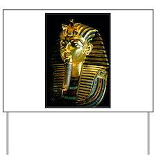 Egypt Pharao Mask Yard Sign