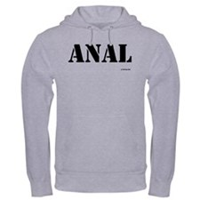 Anal - On a Hoodie