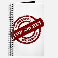 Top Secret Red Journal