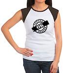 Tested Ok Black Women's Cap Sleeve T-Shirt