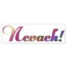 Nevaeh! Design #602 Bumper Bumper Sticker