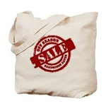 Off Season Sale red Tote Bag