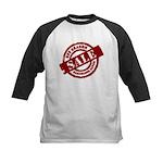 Off Season Sale red Kids Baseball Jersey