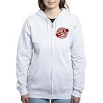 Off Season Sale red Women's Zip Hoodie