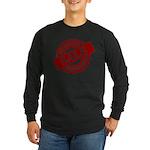 Off Season Sale red Long Sleeve Dark T-Shirt