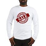 Off Season Sale red Long Sleeve T-Shirt