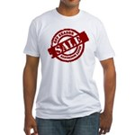 Off Season Sale red Fitted T-Shirt