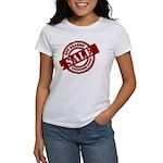 Off Season Sale red Women's T-Shirt