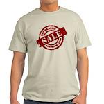 Off Season Sale red Light T-Shirt