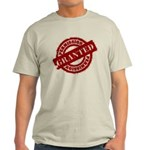 Permission Granted red Light T-Shirt
