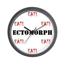 Ectomorph Wall Clock