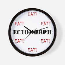 Ectomorph Wall Clock