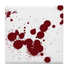 Bloody Tile Coaster
