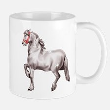Percheron Draft Horse Mug