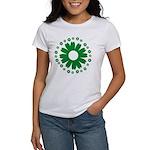 Sunflowers green Women's T-Shirt