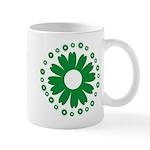Sunflowers green Mug