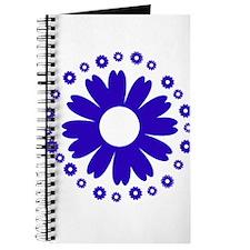 Sunflowers blue Journal