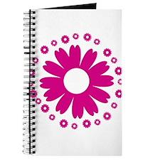 Sunflowers pink Journal