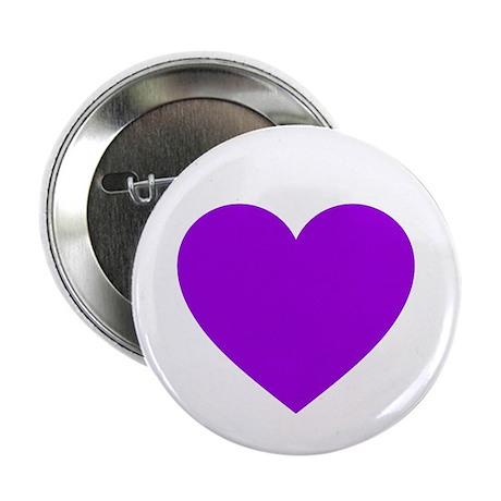 "Purple Heart 2.25"" Button"