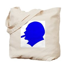 Churchill 1951 Tote Bag