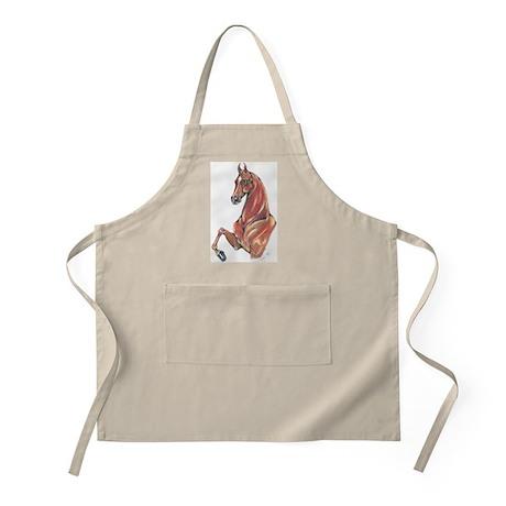 American Saddlebred Horse BBQ Apron