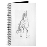 American saddlebred horse Journals & Spiral Notebooks