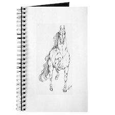 Cute American saddlebred Journal