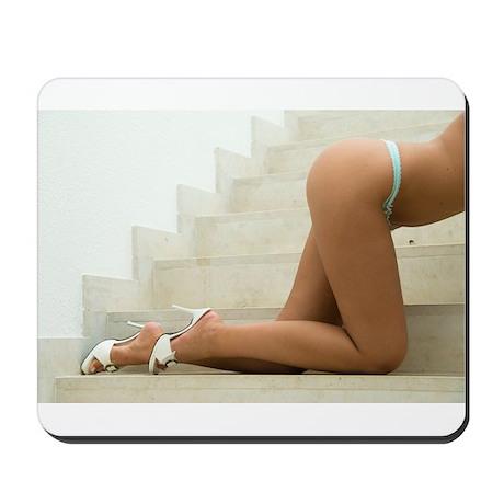 Sexy Female Legs Mousepad