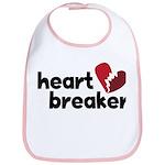 Heart Breaker Bib