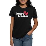Heart Breaker Women's Dark T-Shirt