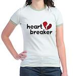 Heart Breaker Jr. Ringer T-Shirt