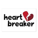 Heart Breaker Postcards (Package of 8)