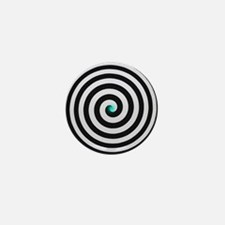Medusa's Hypno-Mini Button