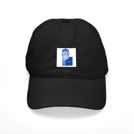 Fox River Prison Blue Black Cap