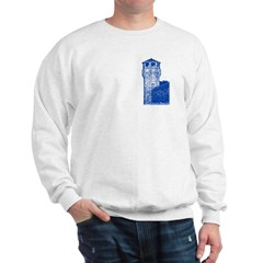Fox River Prison Blue Sweatshirt