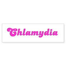 Chlamydia Bumper Bumper Sticker