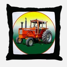 The Heartland Classic Throw Pillow