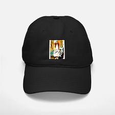 altered art Baseball Hat