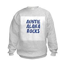 AUNTIE ALANA ROCKS Jumpers