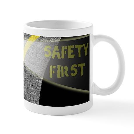 Armadillo Safety First Mug