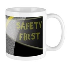 Armadillo Safety First Mug