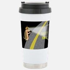 Armadillo Safety First Stainless Steel Travel Mug