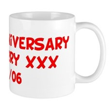 happy Anniversary Love Kerry Mug